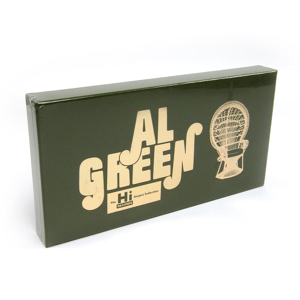 "Al Green: The Hi Records Singles Vinyl 7"" Boxset (Record Store Day)"