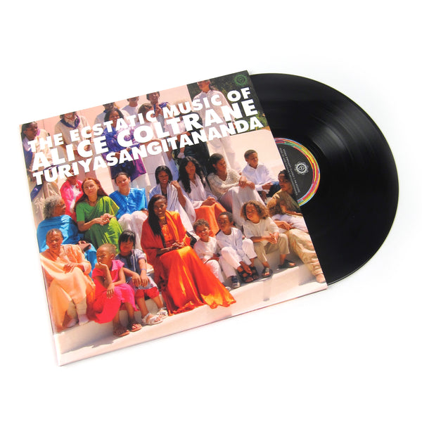 Alice Coltrane: The Ecstatic Music of Alice Coltrane Turiyasangitananda Vinyl 2LP