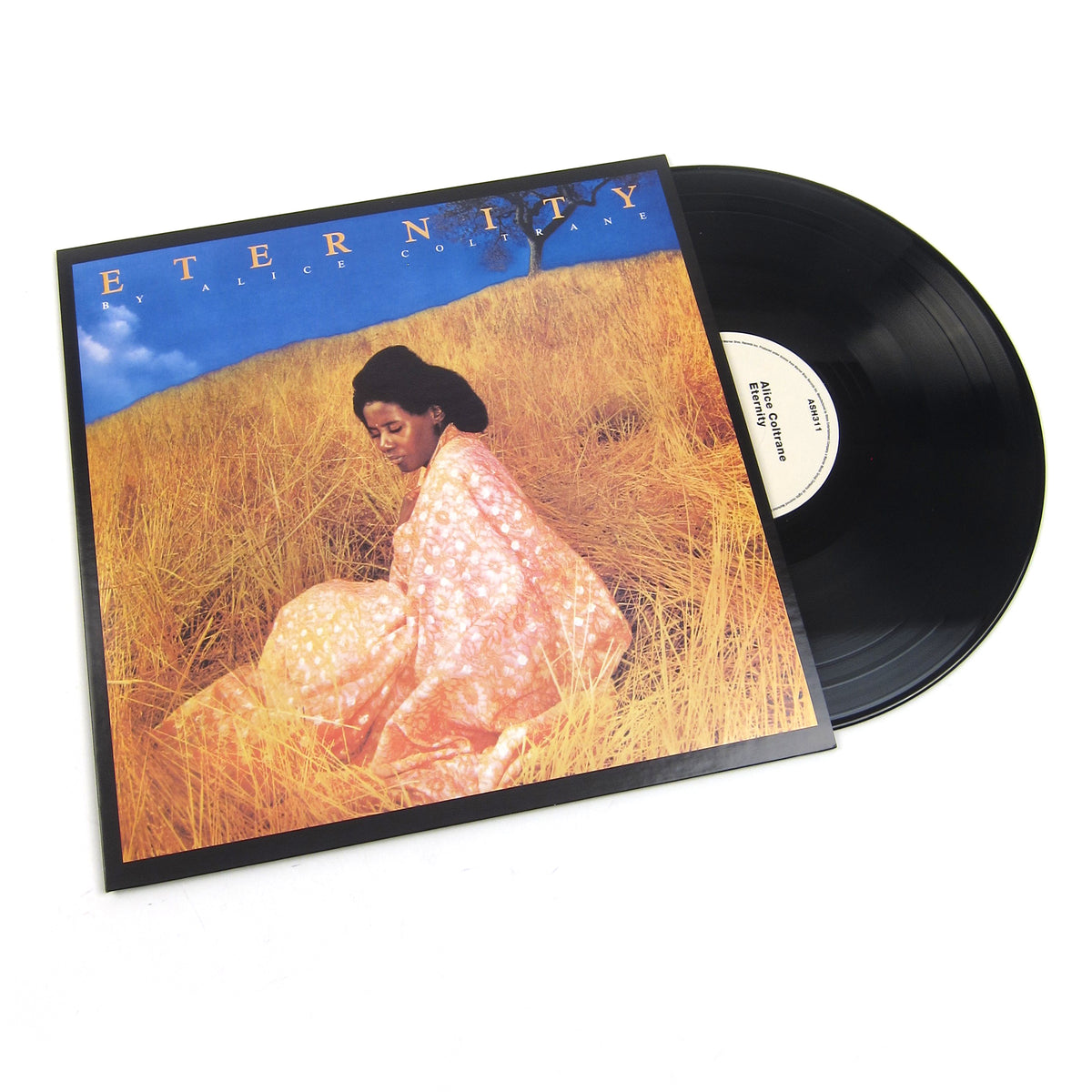 Alice Coltrane: Eternity Vinyl LP