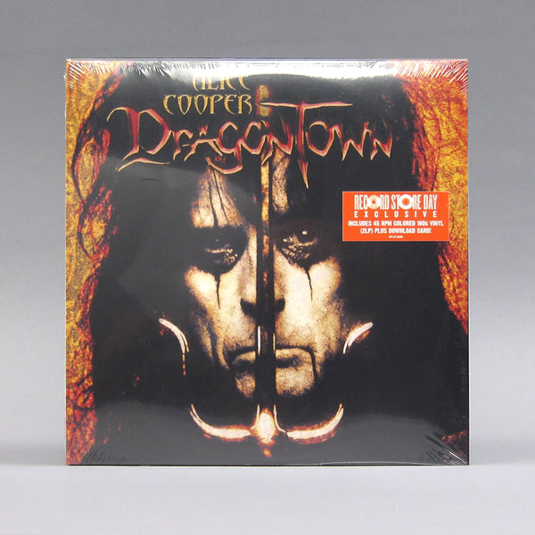 Alice Cooper: Dragontown (180g, Colored Vinyl) Vinyl 2LP (Record Store Day)