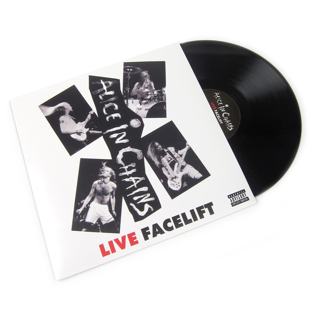 Alice In Chains: Live - Facelift Vinyl LP (Record Store Day)
