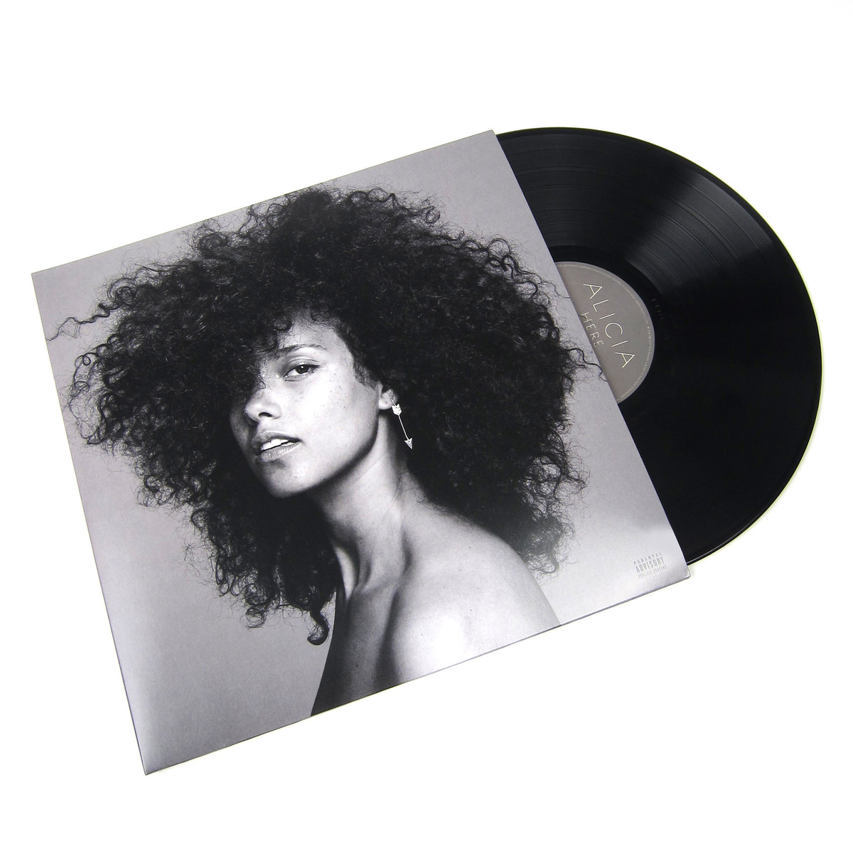 Alicia Keys: Here Vinyl LP