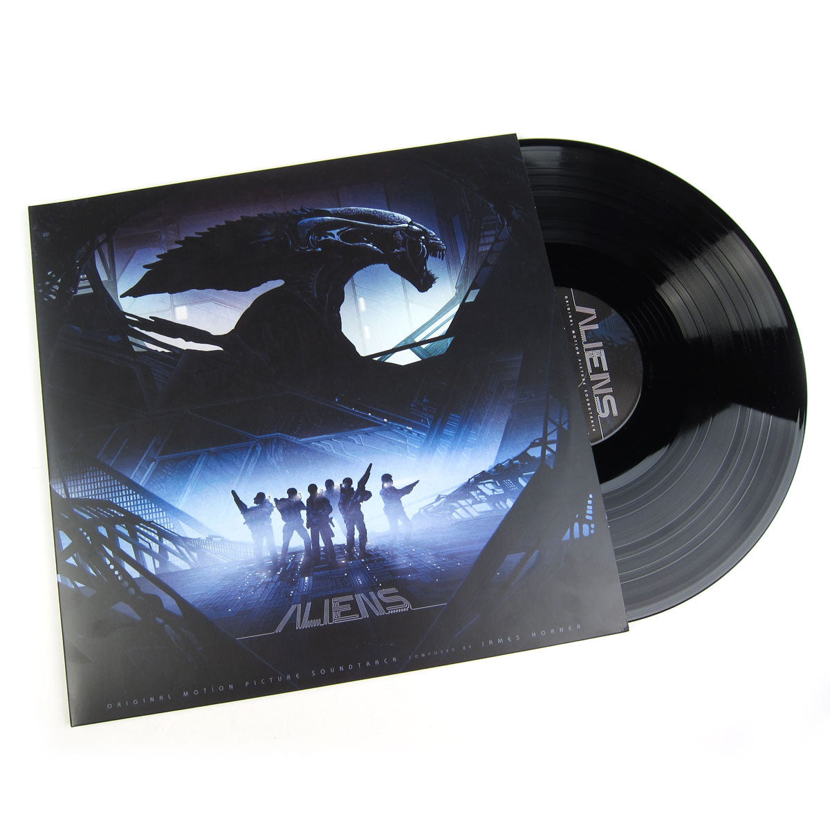 James Horner: Aliens Soundtrack (180g) Vinyl 2LP