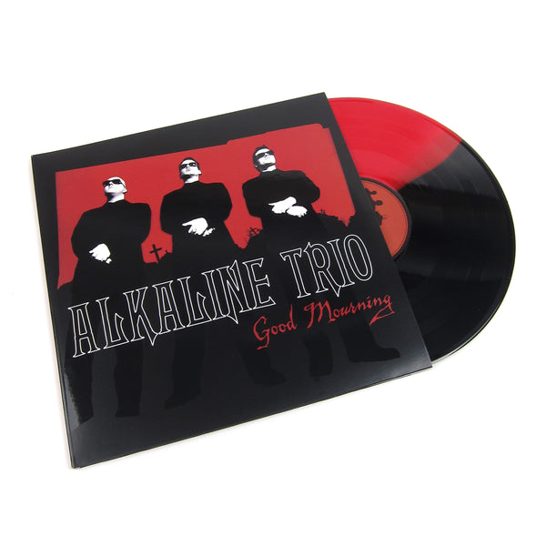 Alkaline Trio: Good Mourning (Colored Vinyl) Vinyl 2LP