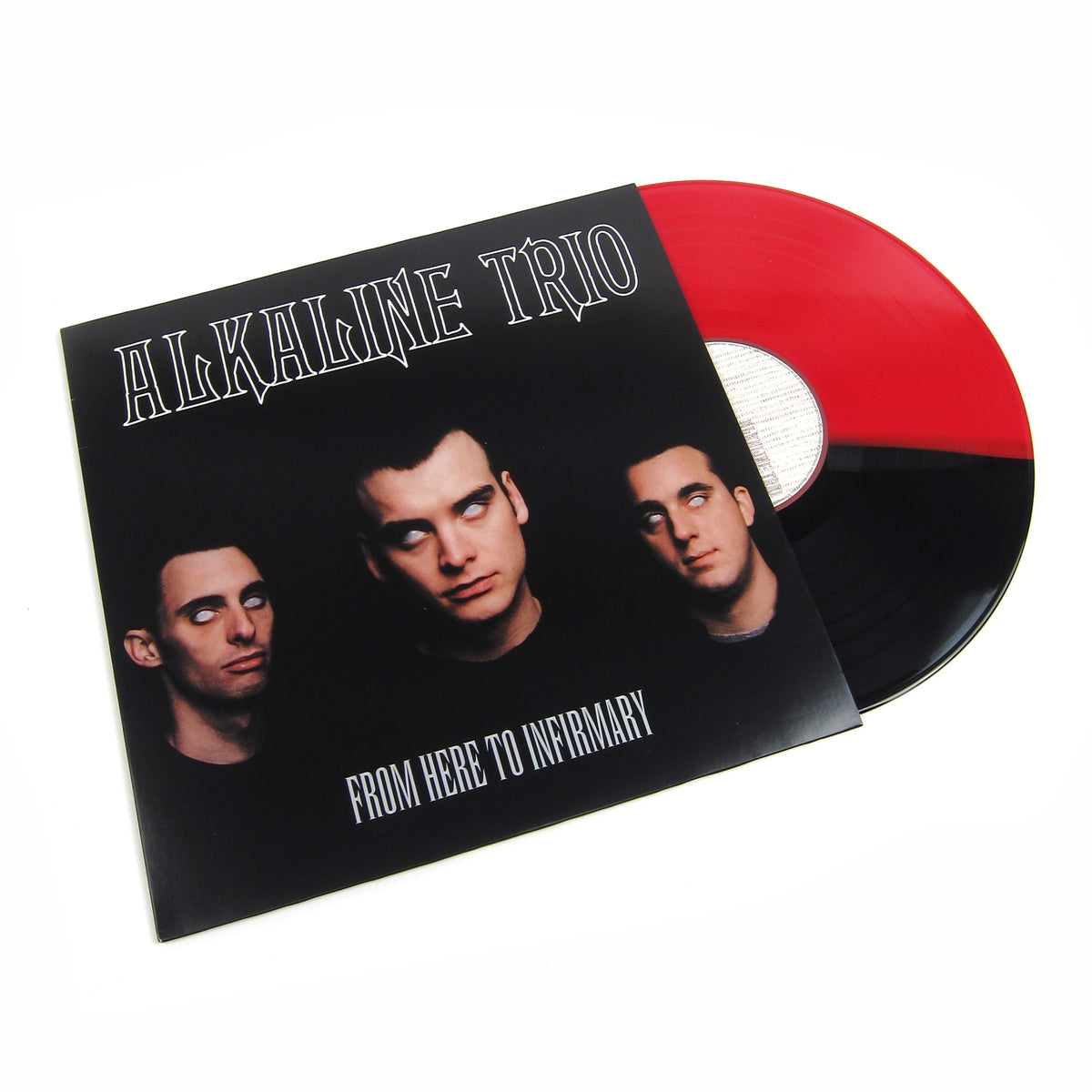Alkaline Trio: From Here To Infirmary (Colored Vinyl) Vinyl LP
