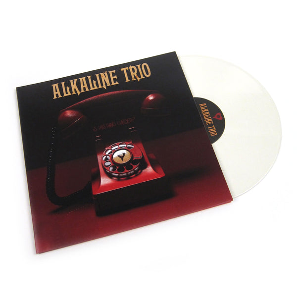 Alkaline Trio: Is This Thing Cursed? (Indie Exclusive Colored Vinyl) Vinyl LP