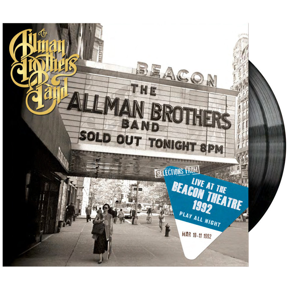 Allman Brothers: Selections From Play All Night: Live At The Beacon Theatre 1992 Vinyl LP (Record Store Day 2014)