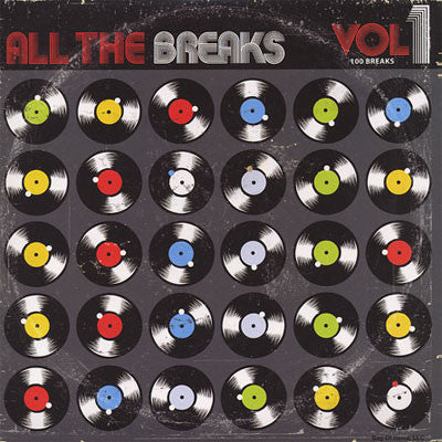 V/A: All The Breaks Vol. 1 LP