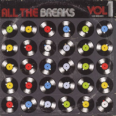 All The Breaks: Vol.1 Vinyl LP