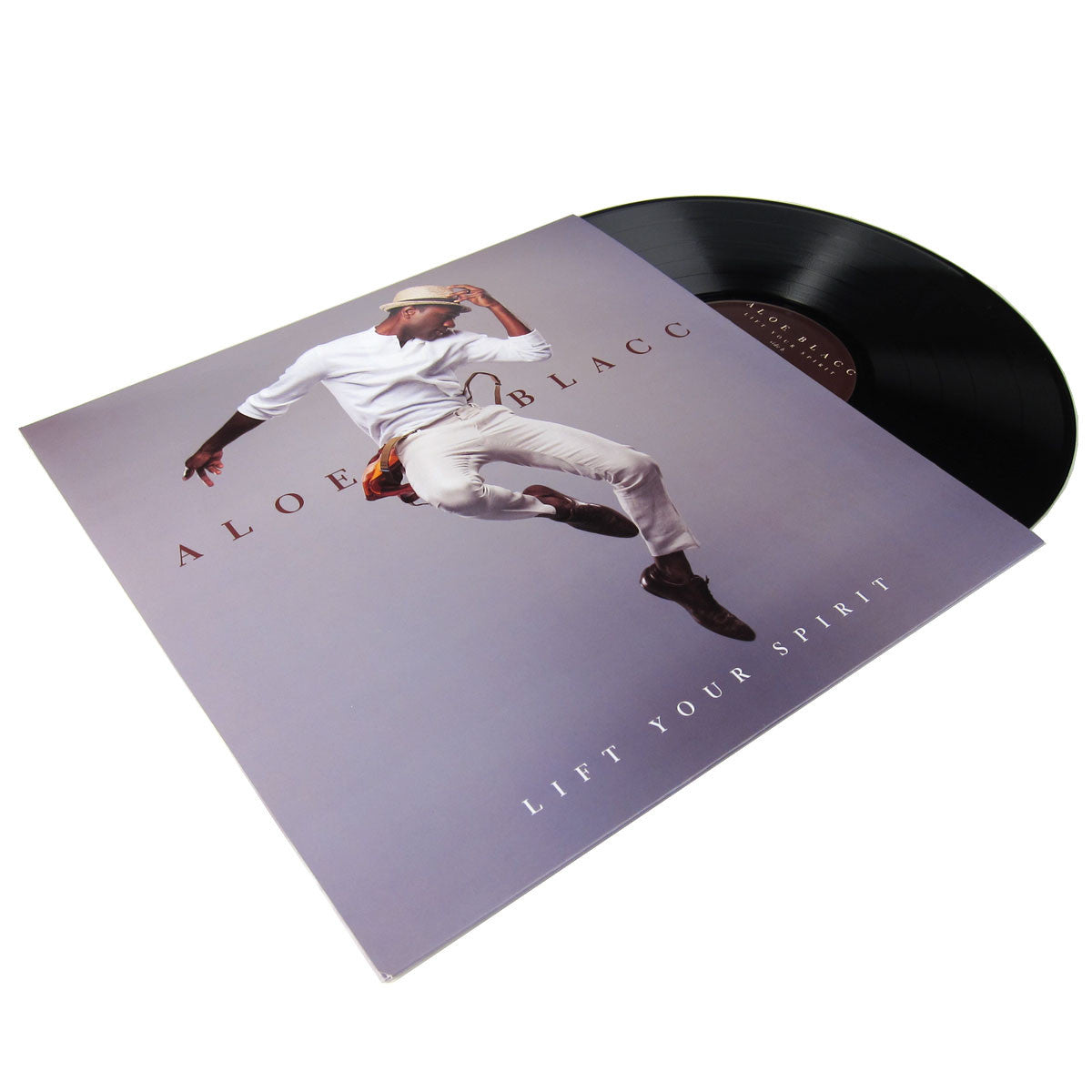 Aloe Blacc: Lift Your Spirit Vinyl LP