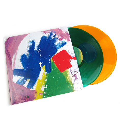 Alt-J: This Is All Yours (Colored Vinyl, Free MP3) Vinyl 2LP