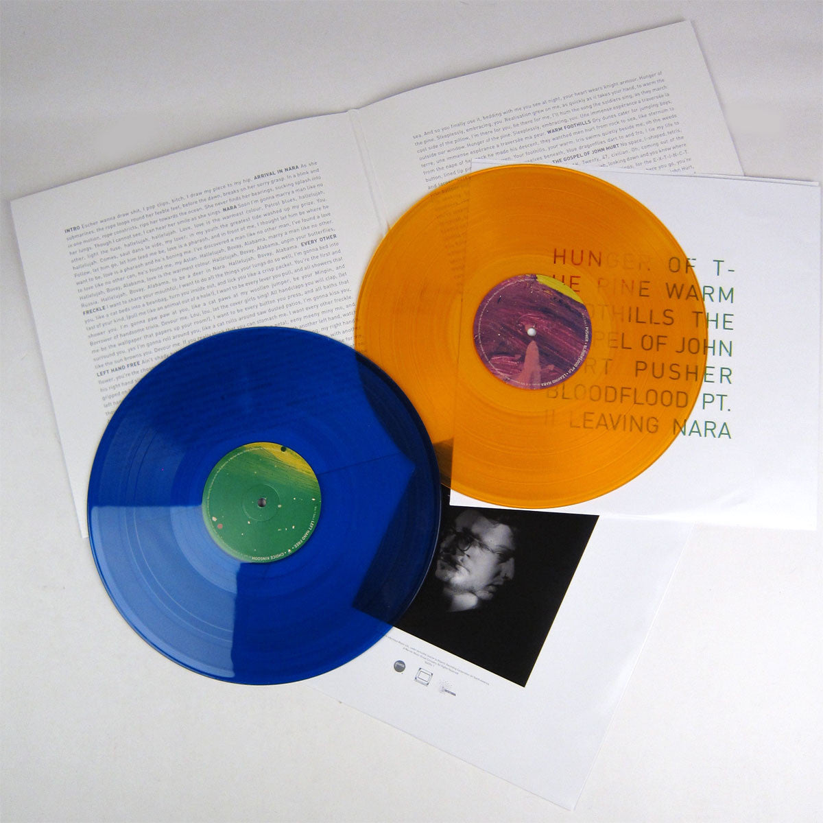 Alt-J: This Is All Yours (Colored Vinyl, Free MP3) Vinyl 2LP detail