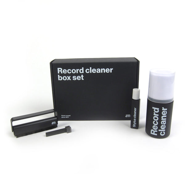 AM Clean Sound: Record Cleaner Box Set (+Pickup Brush)