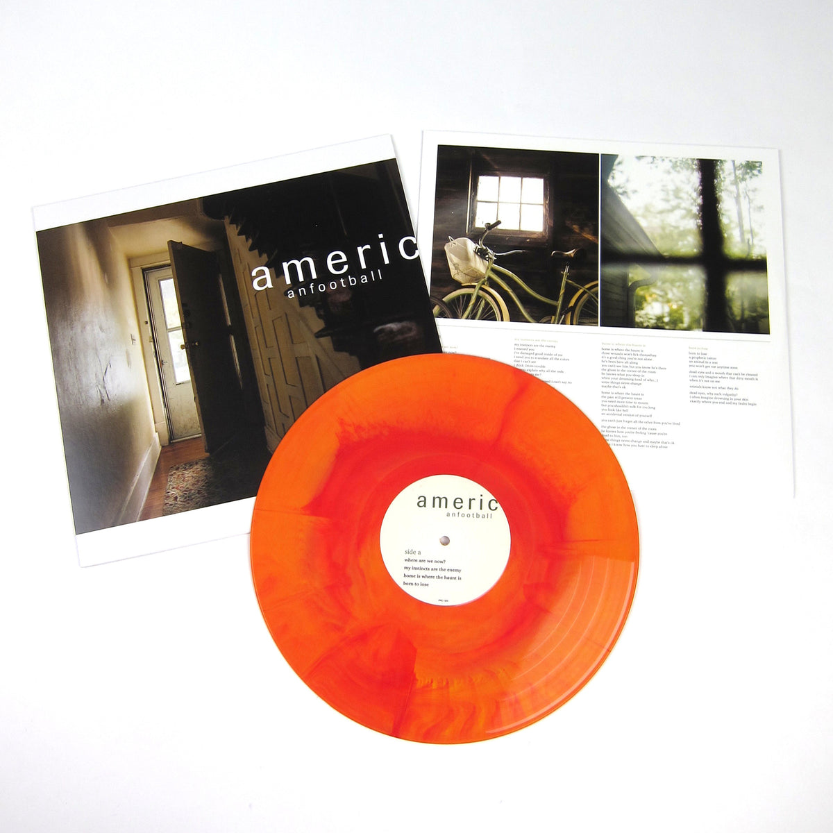 American Football: American Football LP2 (Indie Exclusive Colored Vinyl) Vinyl LP