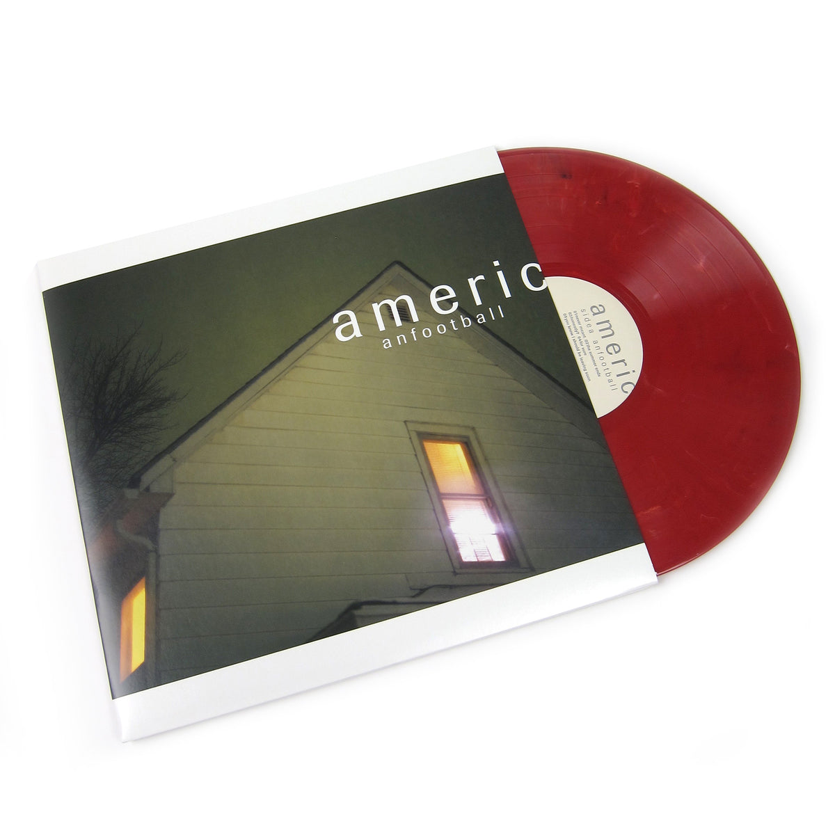 American Football: American Football (Colored Vinyl) Vinyl LP
