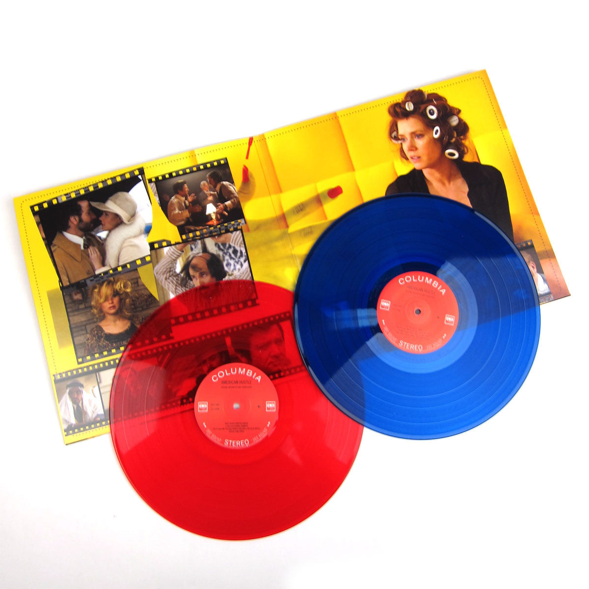 American Hustle: Soundtrack (Colored Vinyl) Vinyl 2LP (Record Store Day) detail