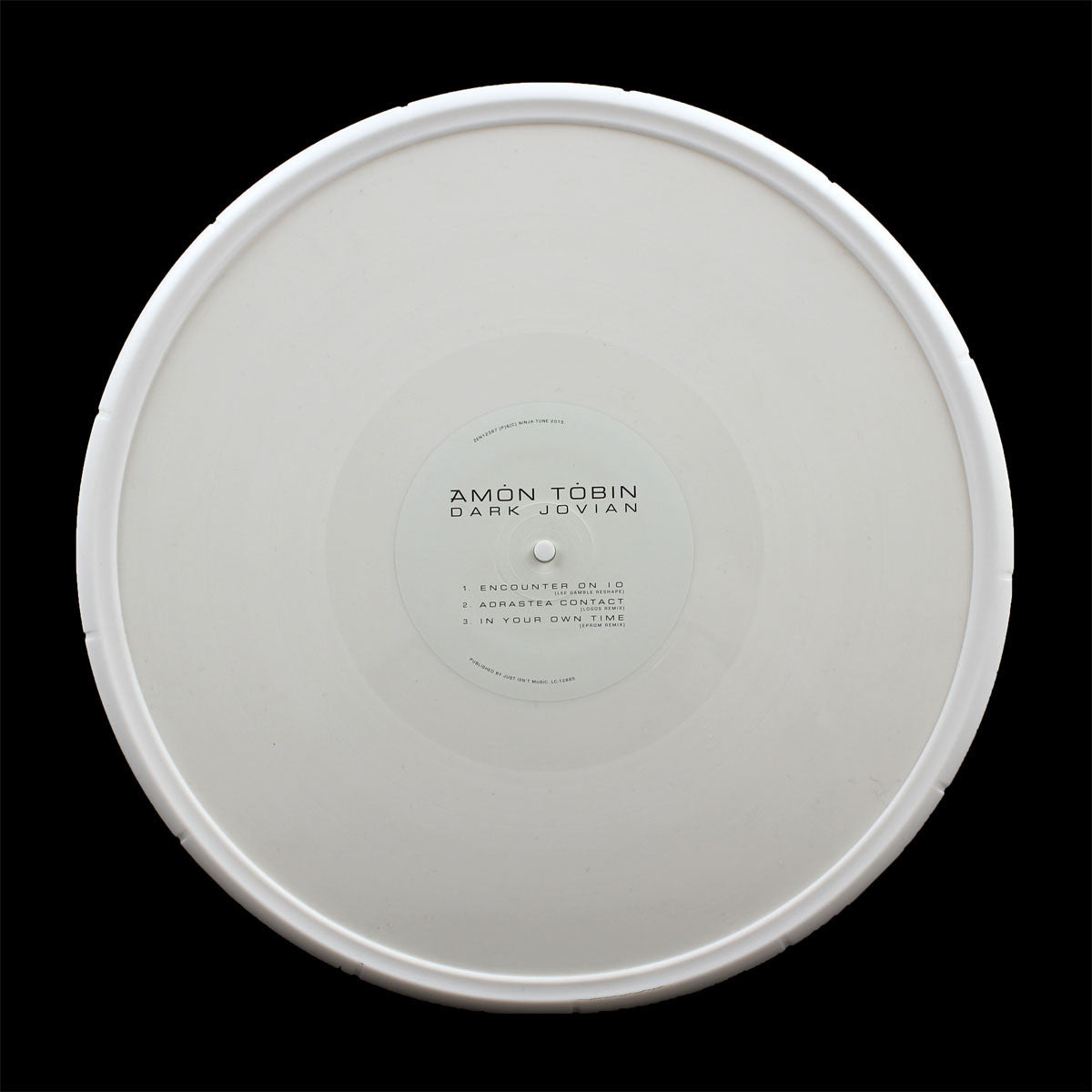 "Amon Tobin: Dark Jovian EP Vinyl 2x12"" (Record Store Day) - LIMIT 1 PER CUSTOMER"