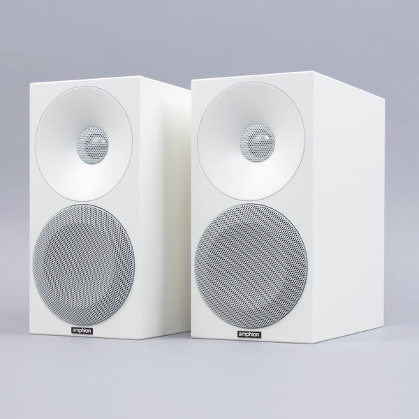 Amphion: Helium410 Loudspeaker - Full White (Pair)