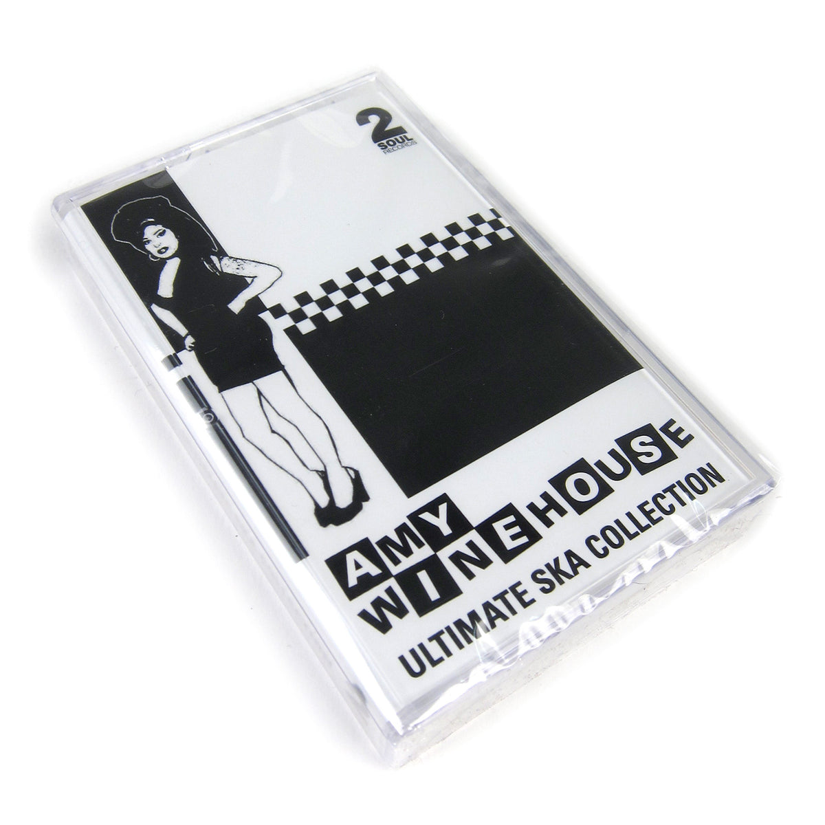 Amy Winehouse: Ultimate Ska Collection Cassette