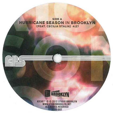 Analog Players Society: Hurricane Season in Brooklyn 7""