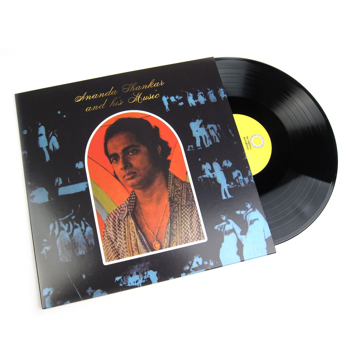 Ananda Shankar: Ananda Shankar And His Music Vinyl LP