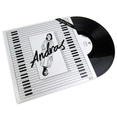 Andras Fox : Embassy Cafe Vinyl LP