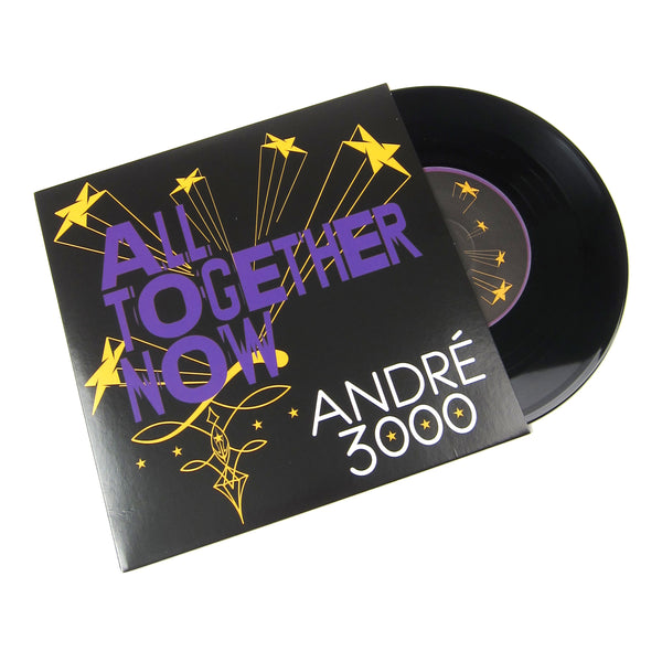 "Andre 3000: All Together Now Vinyl 7"" (Record Store Day)"