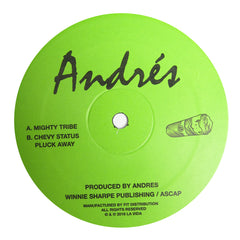 Andres: Mighty Tribe Vinyl 12""
