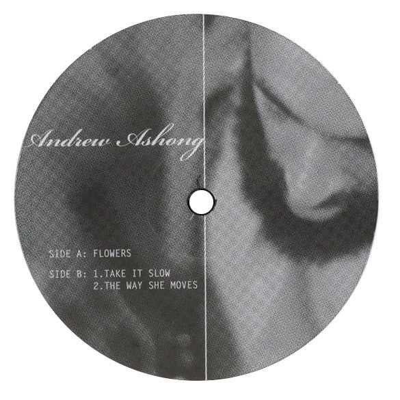 Andrew Ashong & Theo Parrish: Flowers 12""