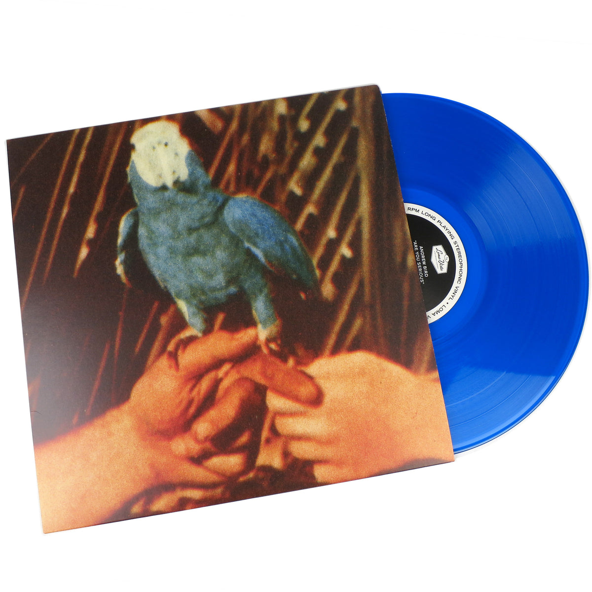 Andrew Bird: Are You Serious Colored Vinyl LP