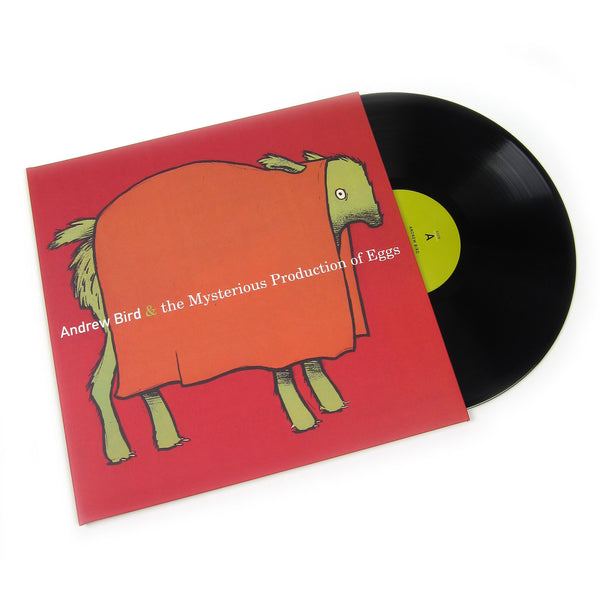 Andrew Bird: The Mysterious Production Of Eggs Vinyl LP