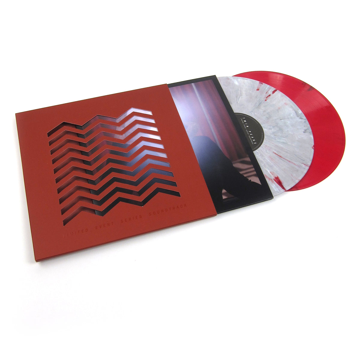 Angelo Badalamenti: Twin Peaks - Limited Event Series Soundtrack (180g, Colored Vinyl) Vinyl 2LP