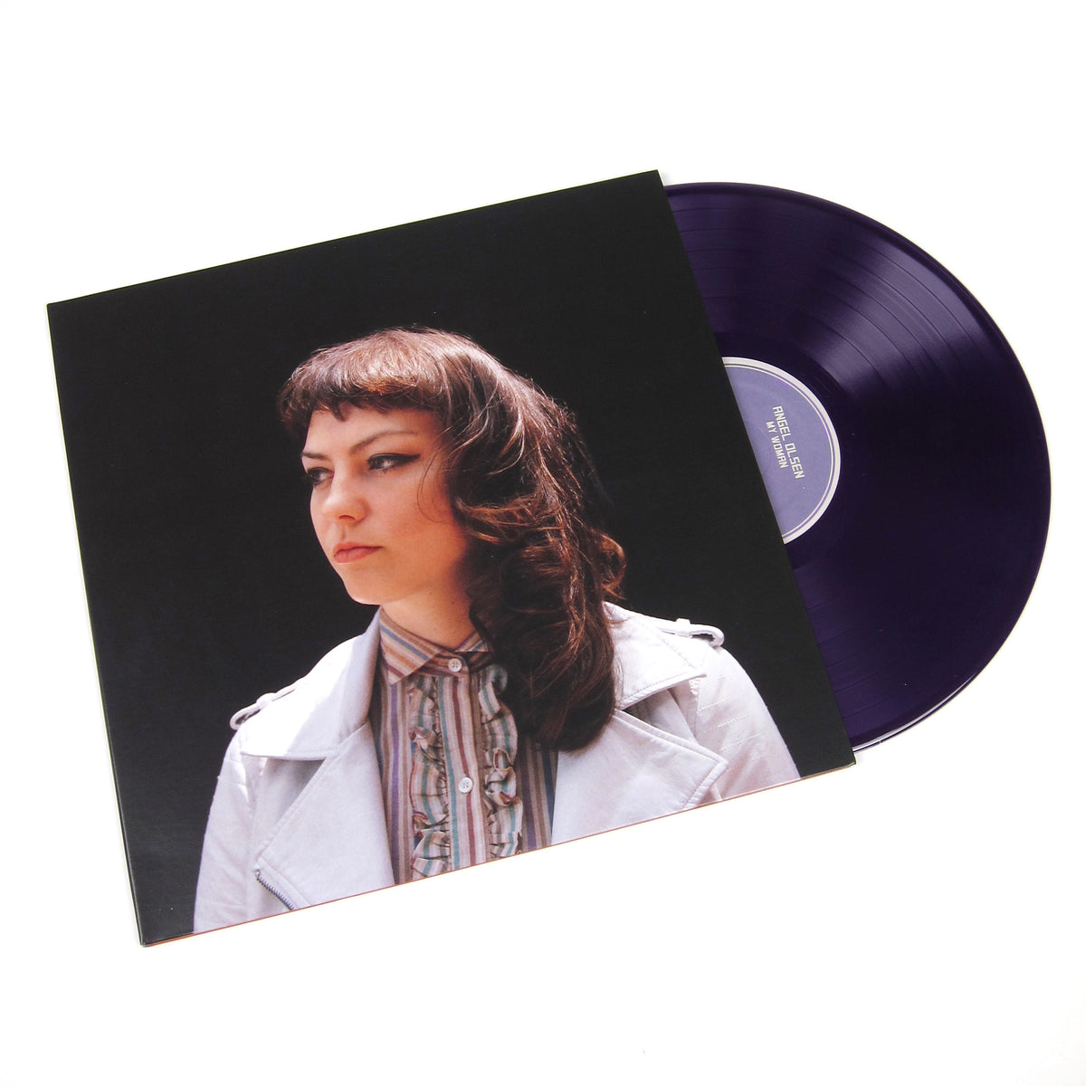 Angel Olsen: My Woman (Indie Exclusive Colored Vinyl) Vinyl LP
