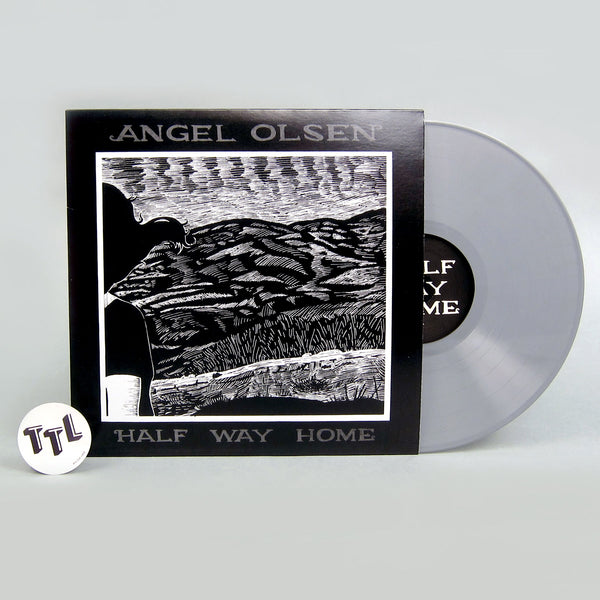 Angel Olsen: Halfway Home (Colored Vinyl) Vinyl LP - Turntable Lab Exclusive