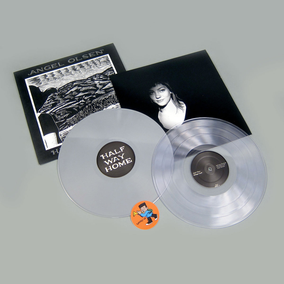 Angel Olsen: Turntable Lab Exclusive Vinyl Pack (Colored Vinyl) Vinyl LP