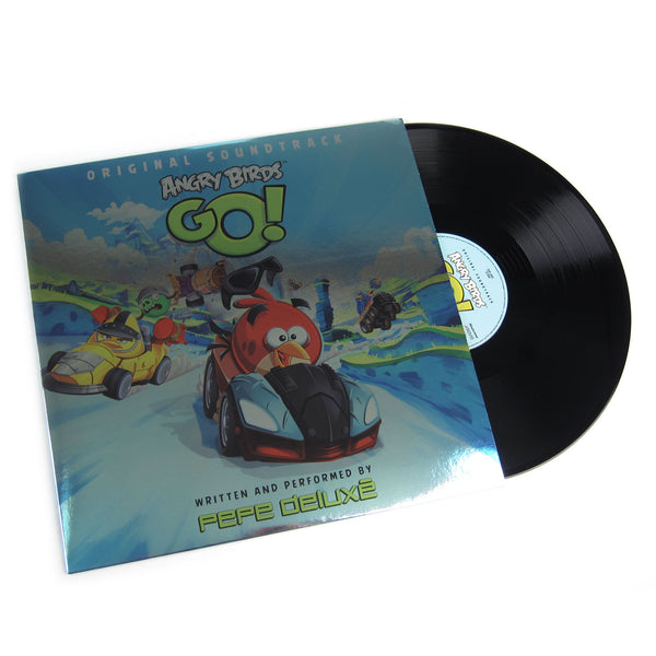 Pepe Deluxe: Angry Birds Go! Original Soundtrack Vinyl LP