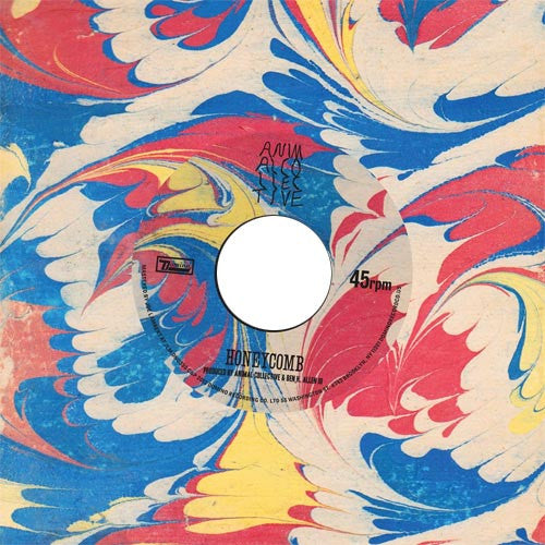 Animal Collective: Honeycomb / Gotham (Free MP3) 7""