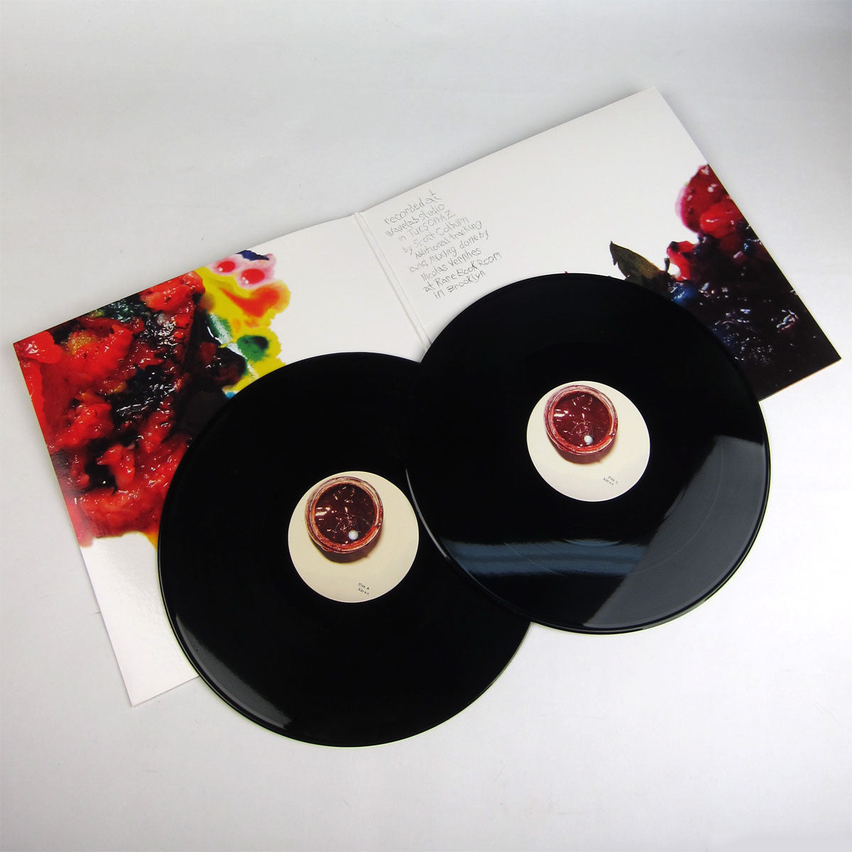 Animal Collective: Strawberry Jam Vinyl 2LP