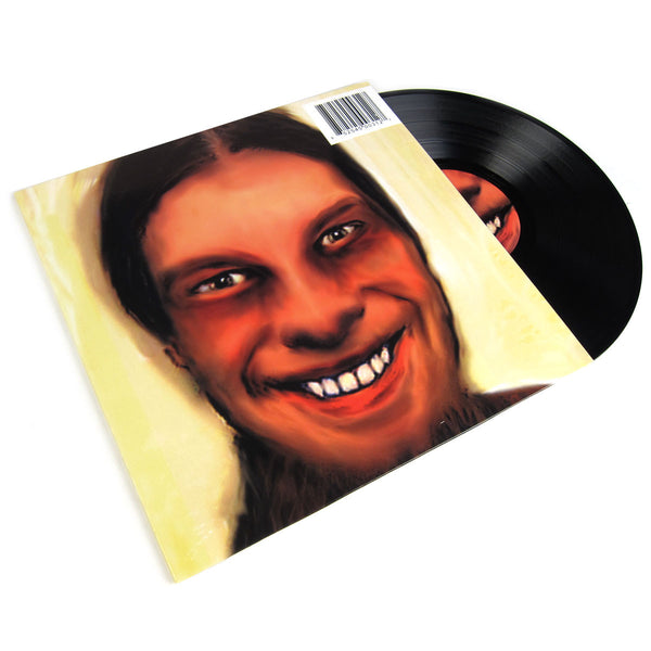 Aphex Twin: I Care Because You Do Vinyl 2LP