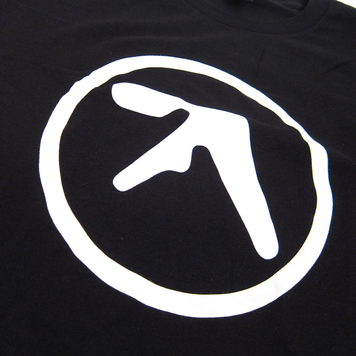 Aphex Twin: Logo Shirt - Black