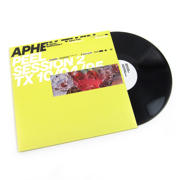 Aphex Twin: Peel Session 2 Vinyl 12""