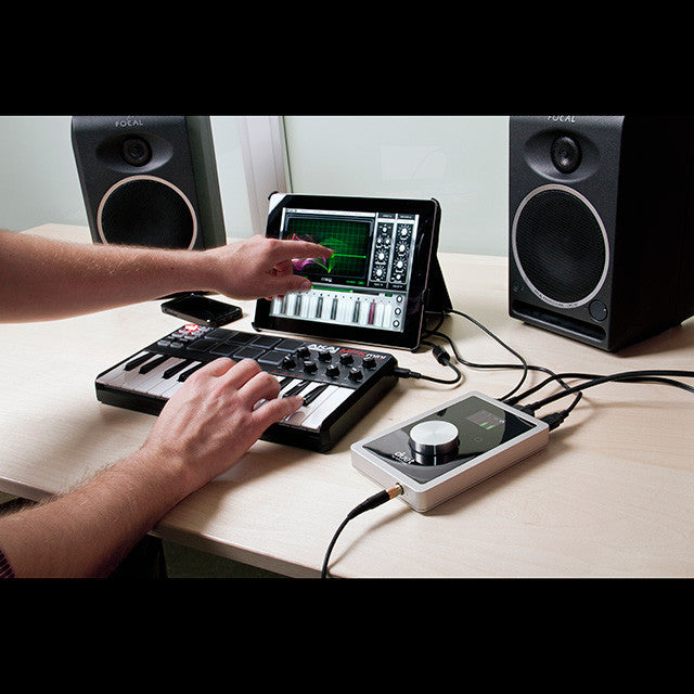 Apogee: Duet for iPad & Mac Setup