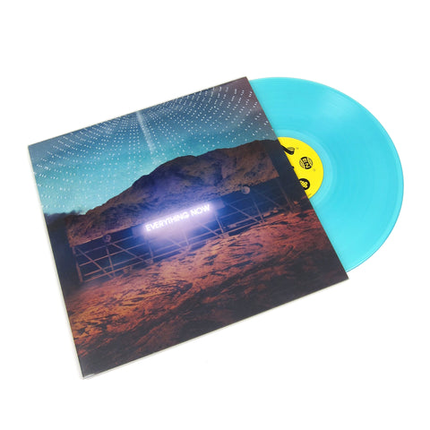 Arcade Fire: Everything Now (Indie Exclusive Colored Vinyl Night Version) Vinyl LP
