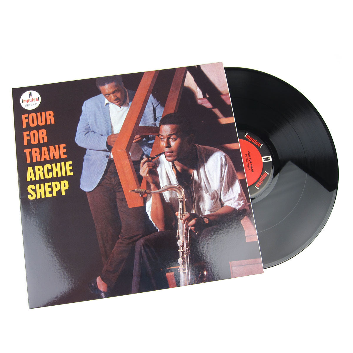 Archie Shepp: Four For Trane (180g) Vinyl LP