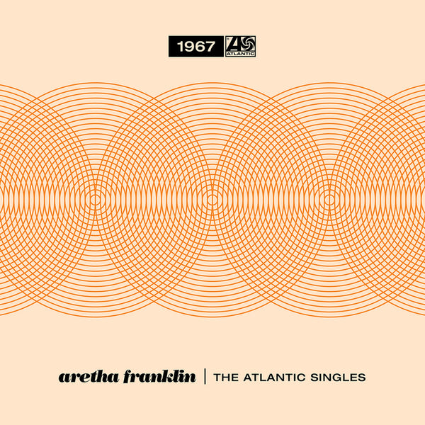 "Aretha Franklin: The Atlantic Singles 1967 Vinyl 5x7"" Boxset (Record Store Day)"