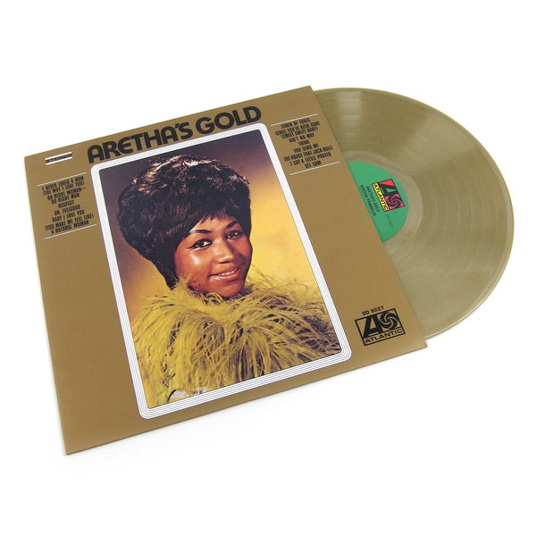Aretha Franklin: Aretha's Gold (Colored Vinyl) Vinyl LP