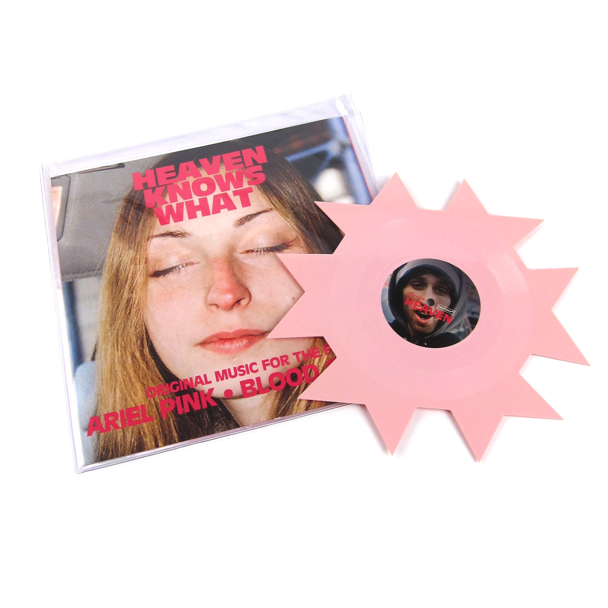 Ariel Pink: Heaven Knows What (Colored Vinyl) Vinyl 10""