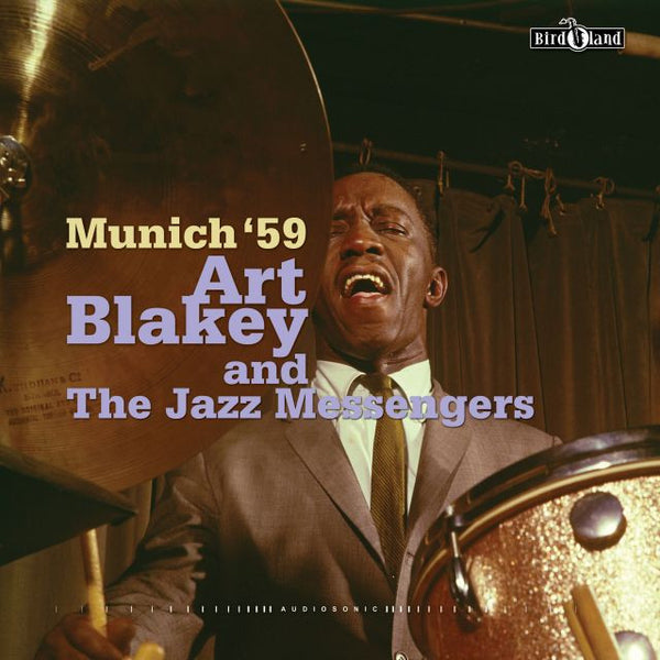 Art Blakey & The Jazz Messengers: Munich '59 (Record Store Day, 180g LP, Bonus CD) LP