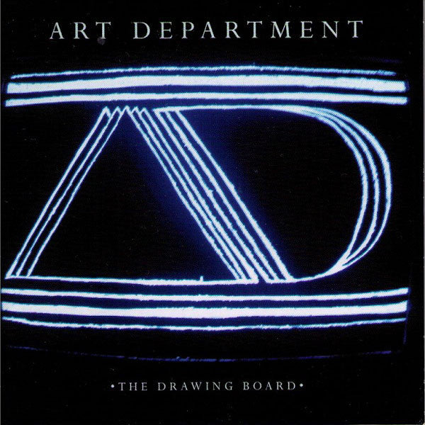 The Art Department: The Drawing Board 2LP