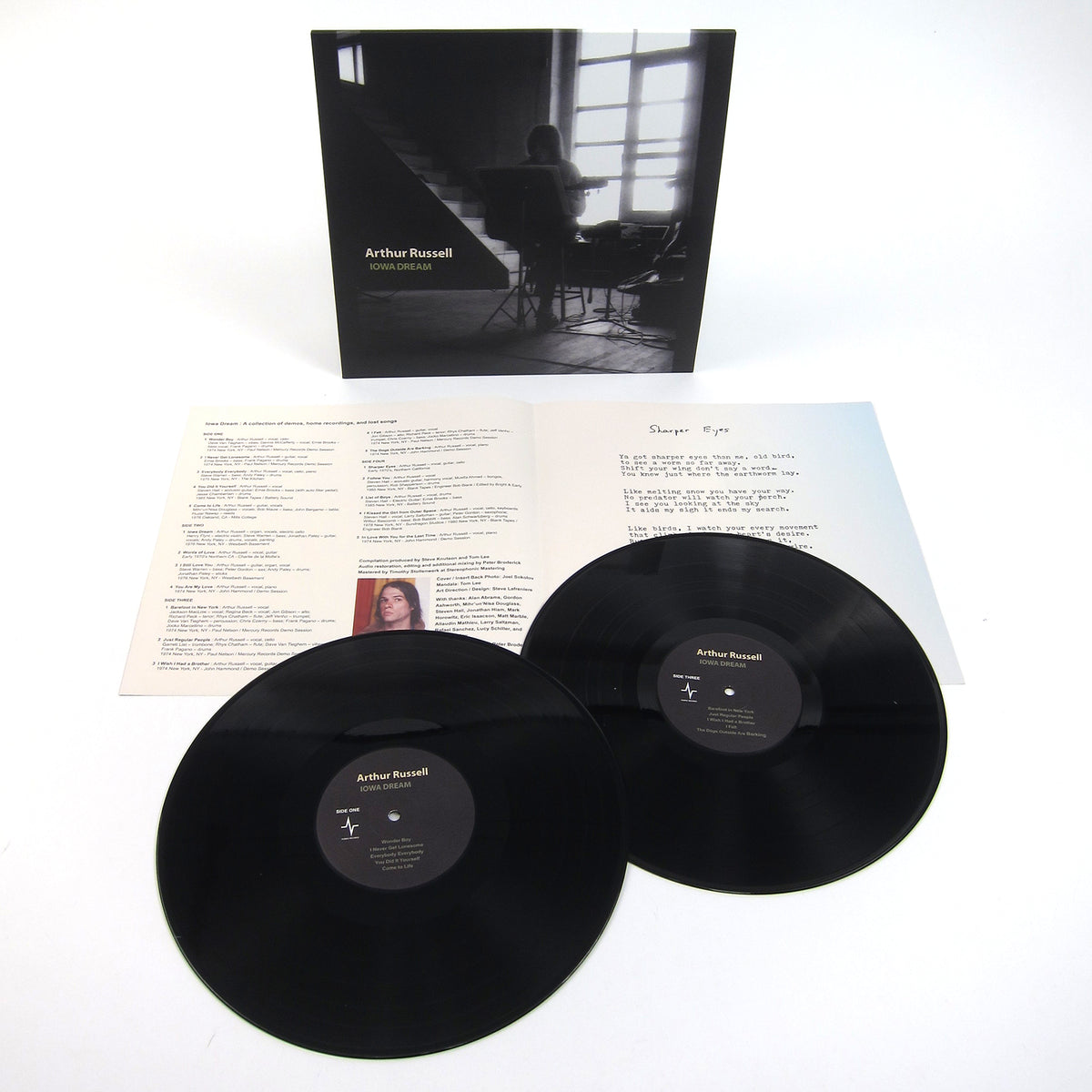 Arthur Russell: Iowa Dream Vinyl 2LP